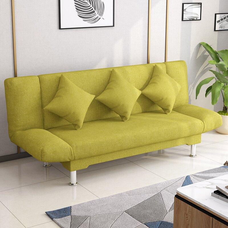 沙發 小沙發 懶人沙發 可折疊沙發床兩用客廳多功能雙人坐臥床鐵小戶型網紅款單人經濟型