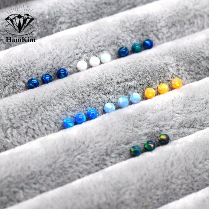 歐泊圓珠3mm炫彩多色珠子幻彩星球澳洲寶石歐珀石DIY配珠首飾鑲嵌