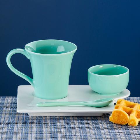 美好日子午茶組-綠