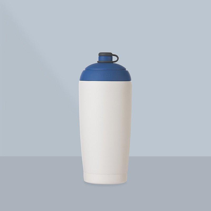 YCCT 速吸杯2代 550ml - 青墨藍 - 啵一下就能喝的環保咖啡杯