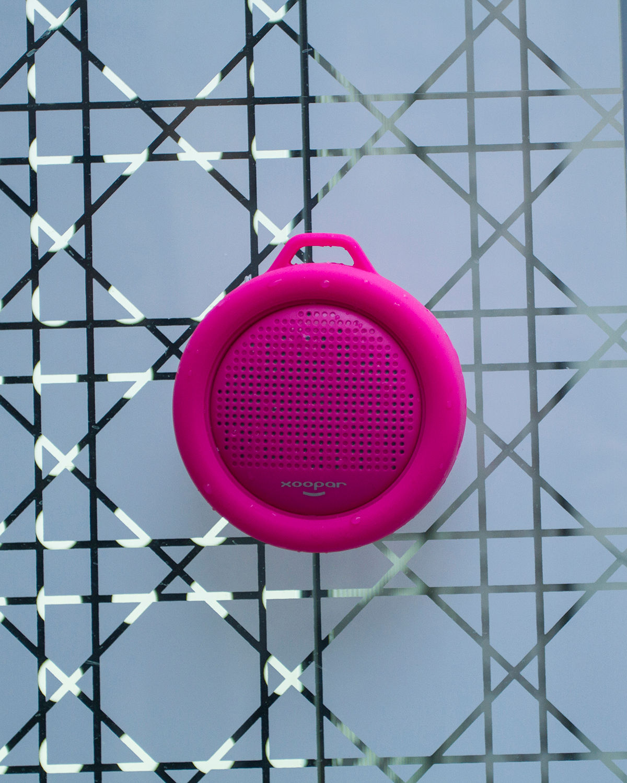 Splash Waterproof Wireless Speaker