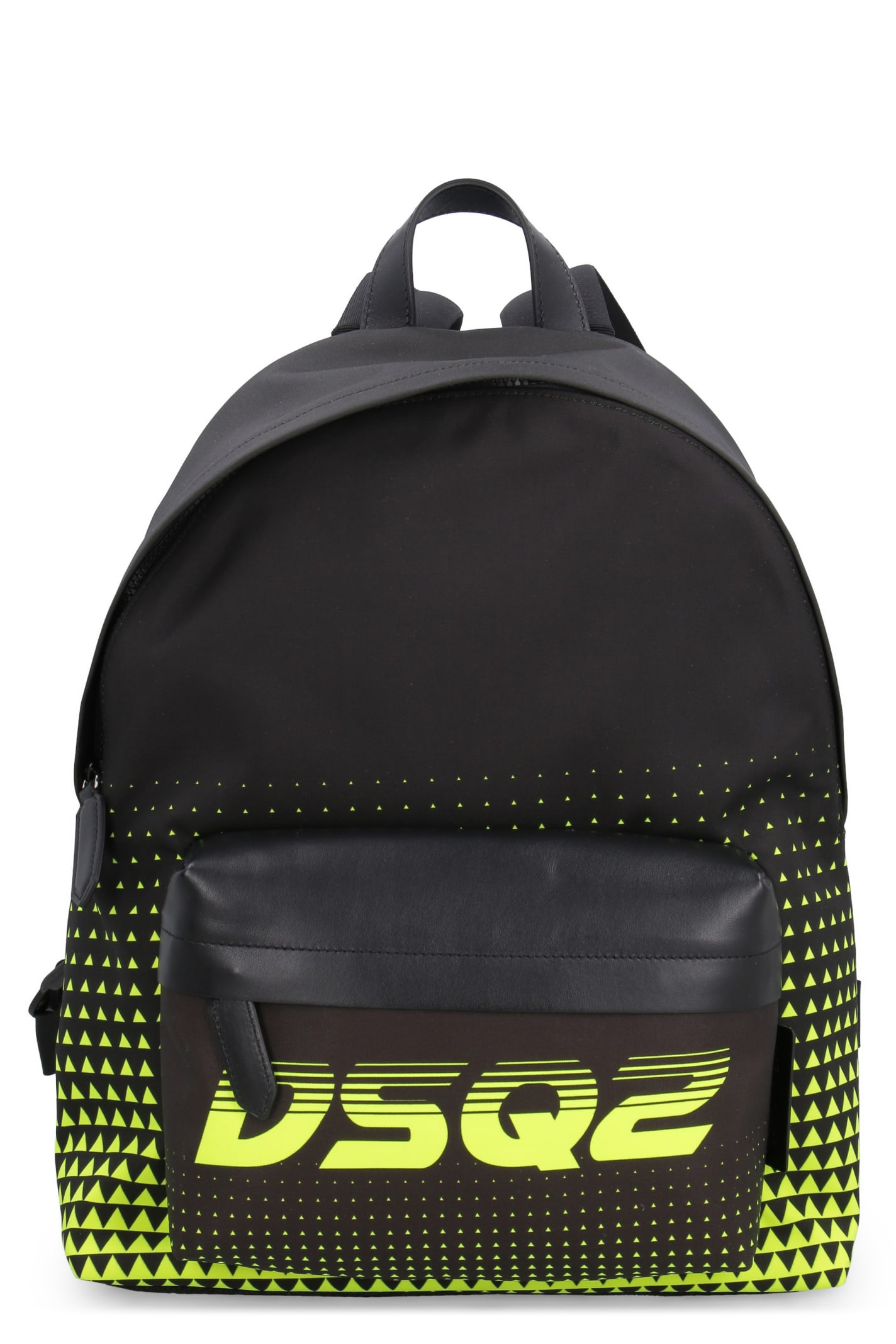 Dsquared2 Dsq2 Race Printed Nylon Backpack