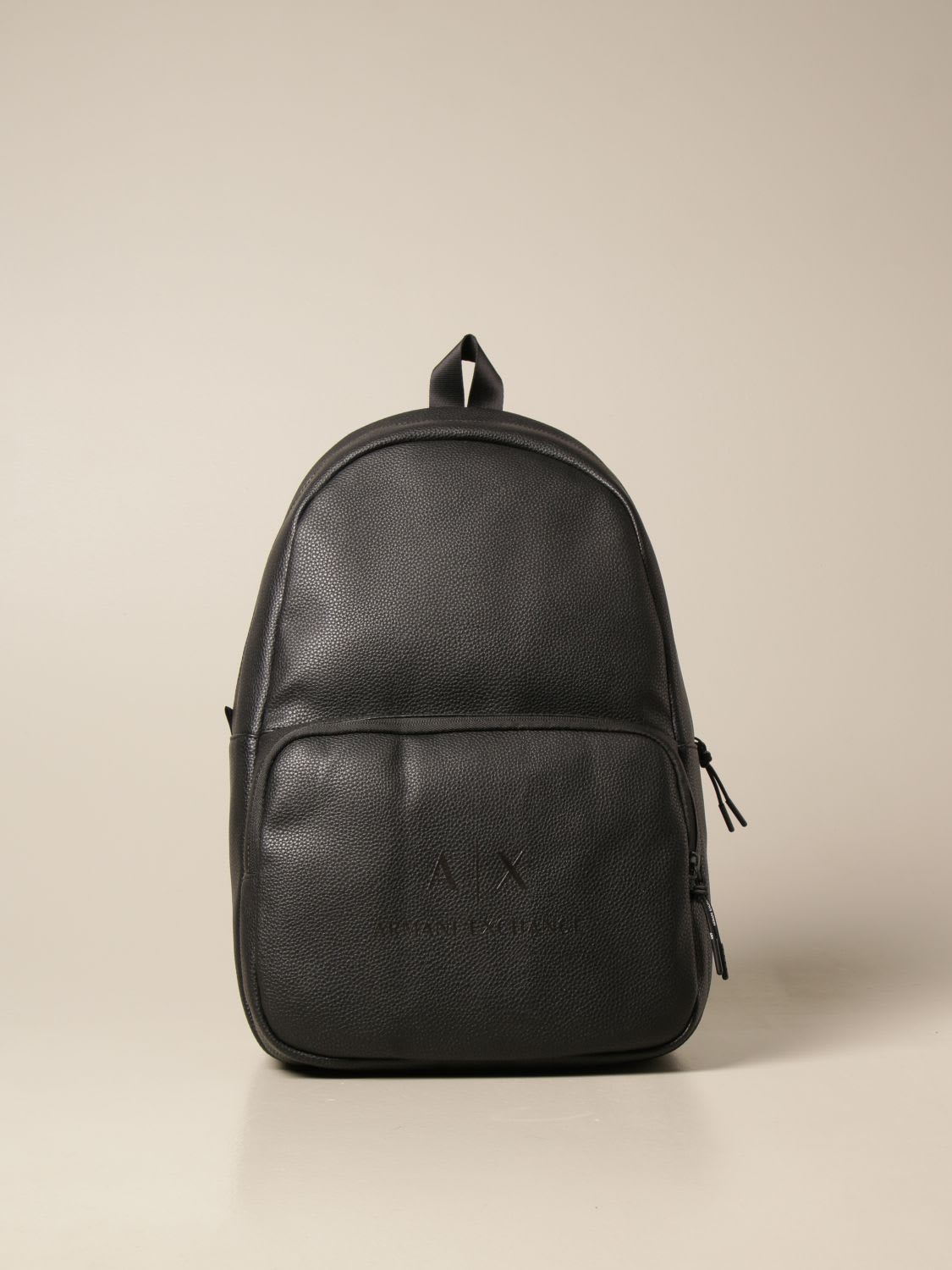 Armani Exchange Backpack Armani Exchange Backpack In Synthetic Leather