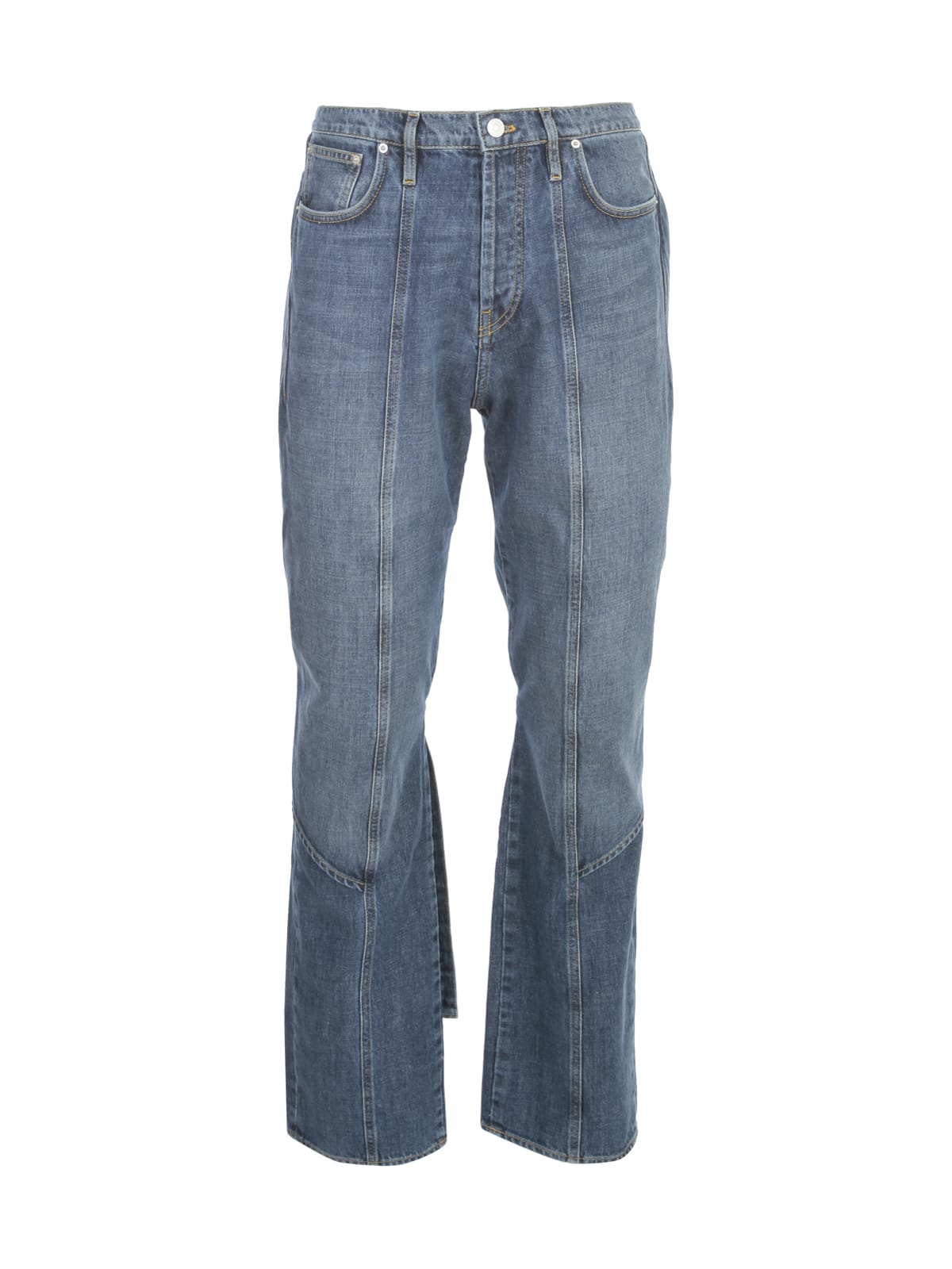 Blue Indigo Denim