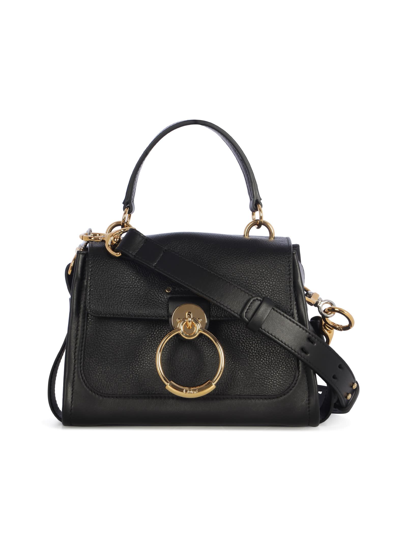 Chloé Mini Daybag Smooth And Shiny Calf