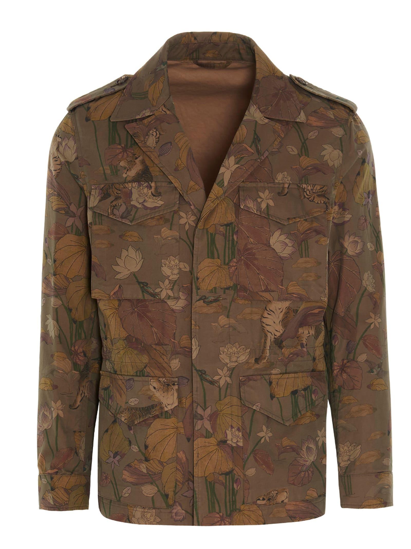Etro jungle Jacket