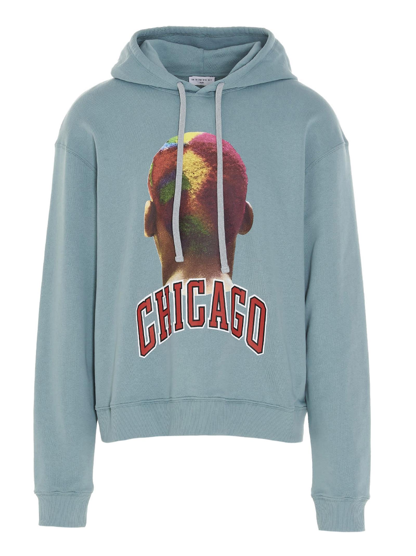 Ih Nom Uh Nit chicago Player Hoodie