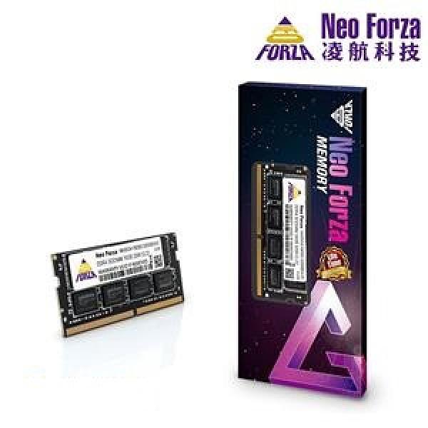 【綠蔭-免運】(新)Neo Forza 凌航 NB-DDR4 3200/16G 筆記型RAM
