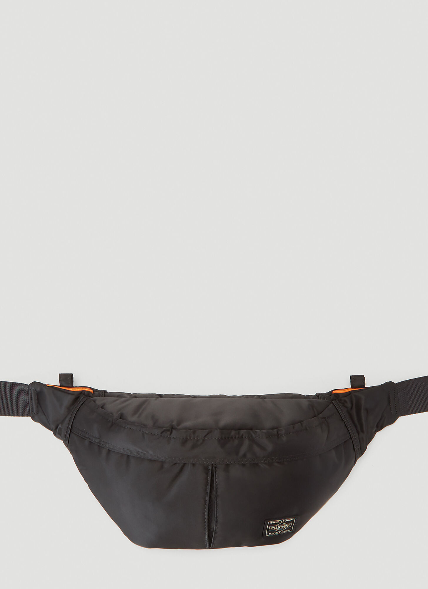 unisex Black 100% Nylon.