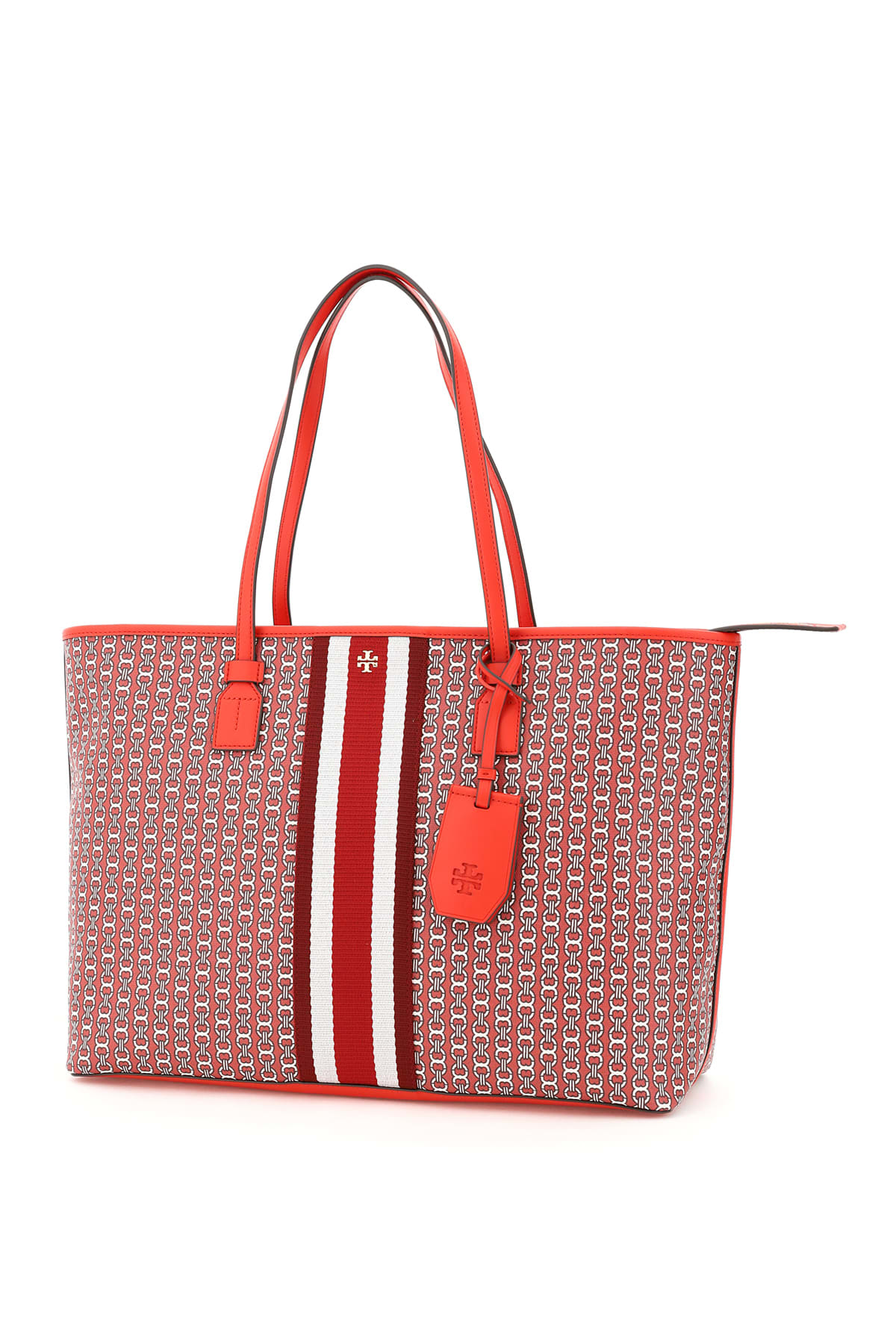 Tory Burch Gemini Link Large Tote Bag