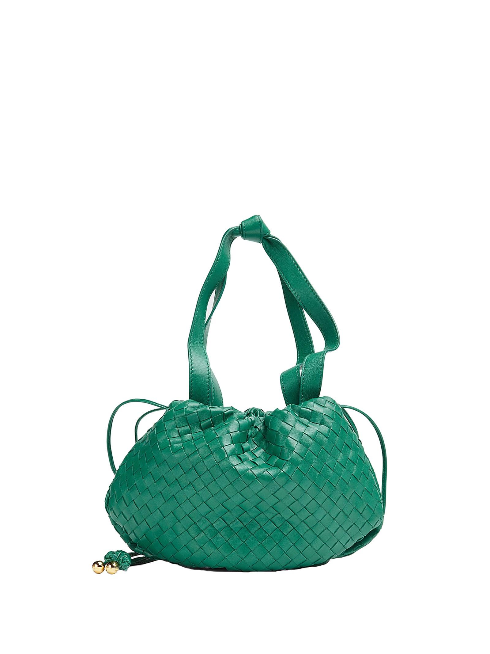 Bottega Veneta Bottega Veneta Woven Leather Tote Bag