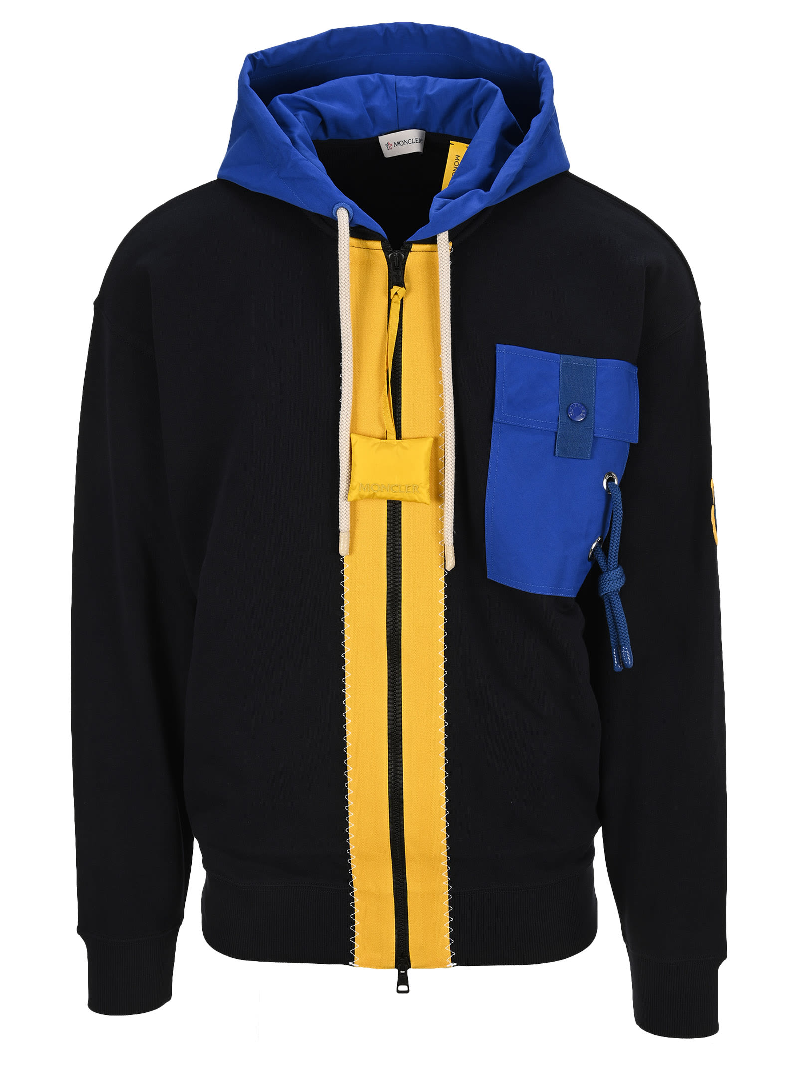 Moncler Jw Anderson Zipped Hoodie