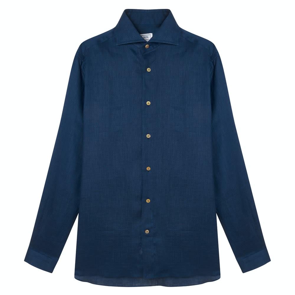 Elba Blu Notte Shirt
