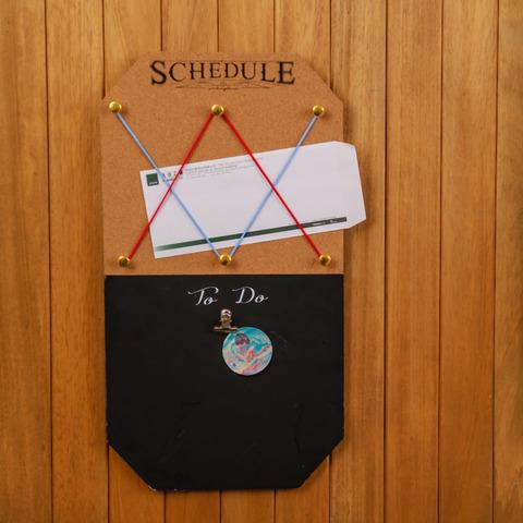 隨想生活軟木留言黑板