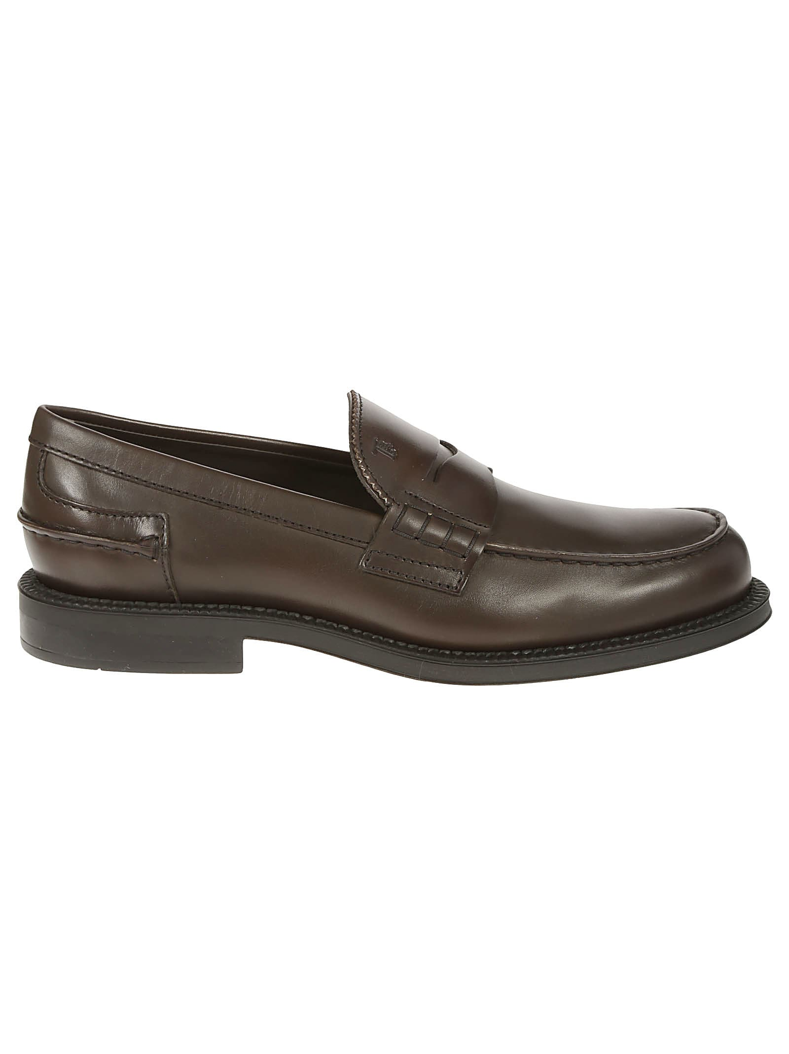 Slide-on Moccasin Loafers Tods