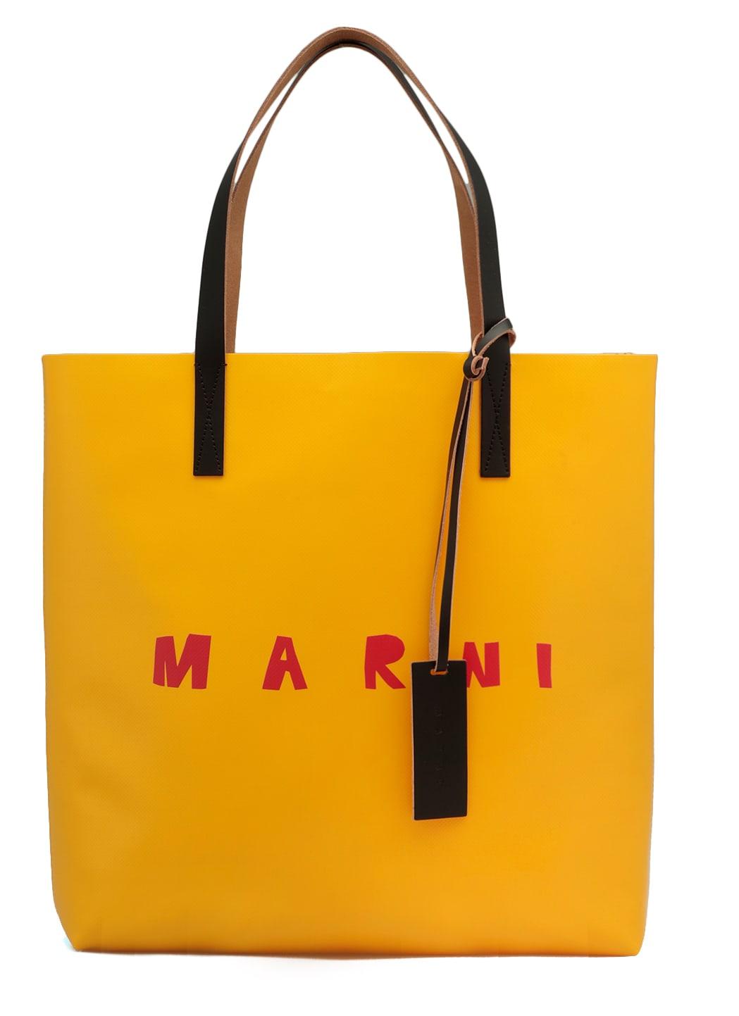 Marni Pvc Shopping Bag