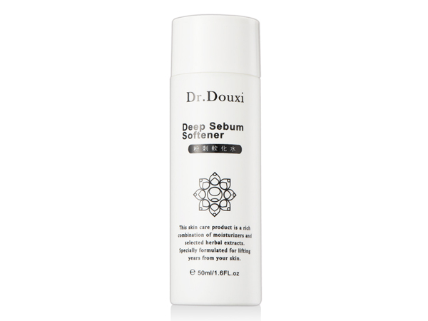 Dr.Douxi~朵璽~粉刺軟化水50ml【D228443】3步驟黑面膜
