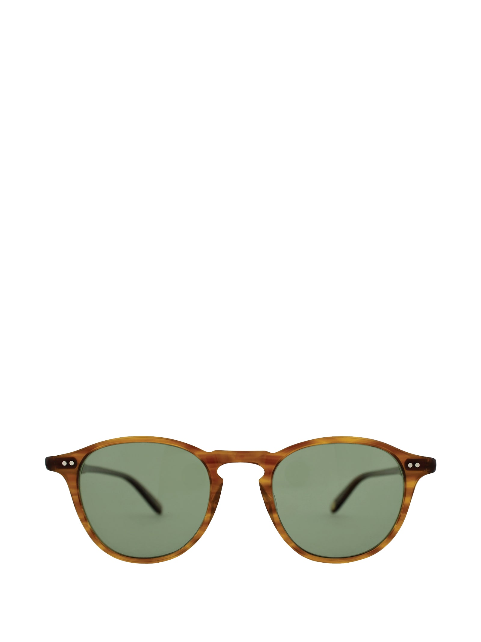 Garrett Leight Garrett Leight Hampton Sun Demi Blonde Sunglasses