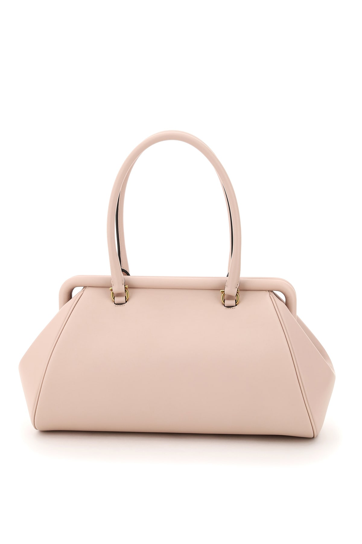 Salvatore Ferragamo Frame Shoulder Bag