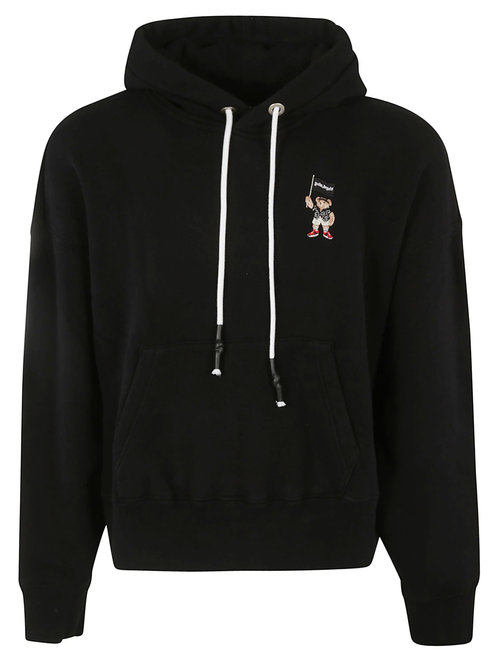 Palm Angels Small Pirate Bear Hoodie