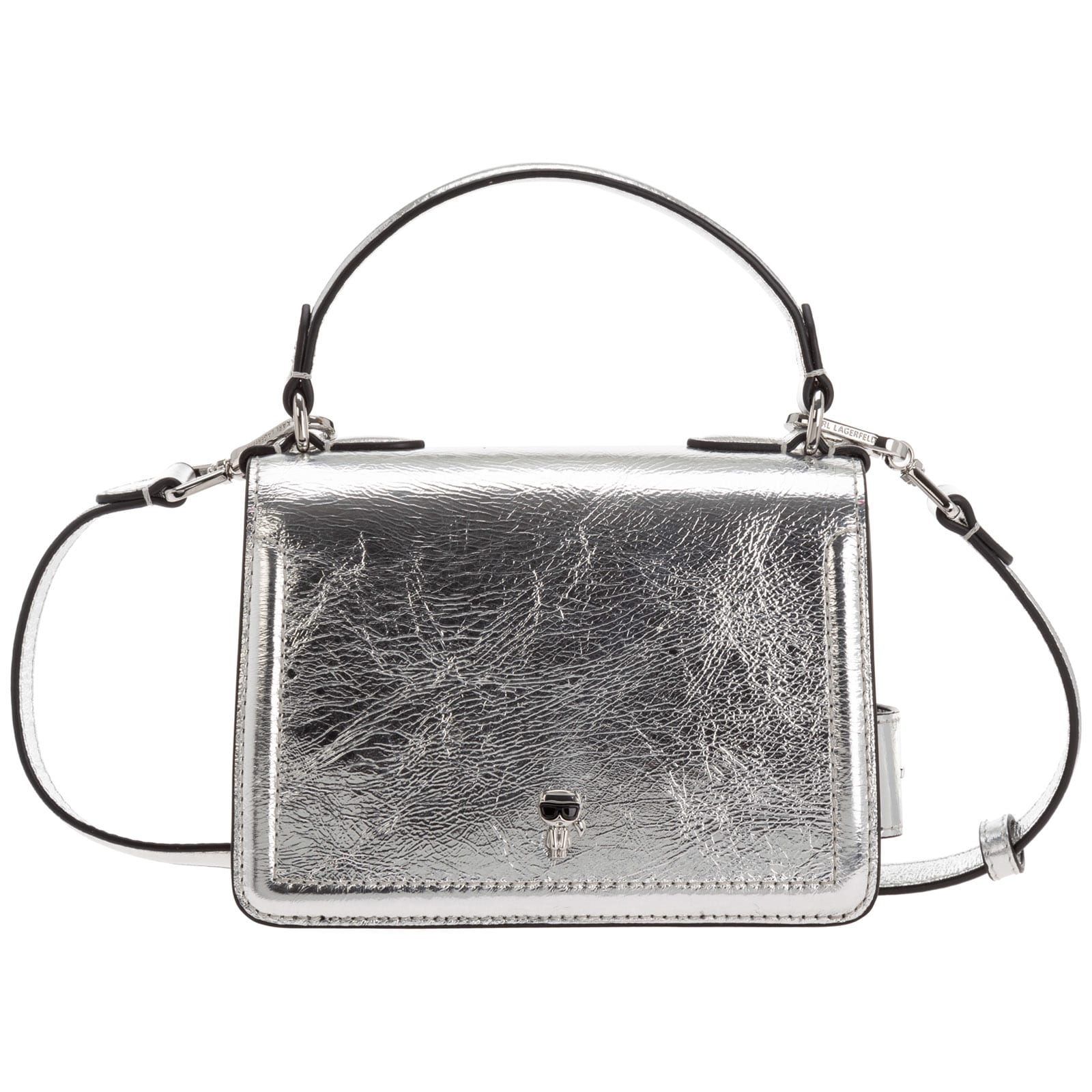 Karl Lagerfeld K/ikonik Shoulder Bag
