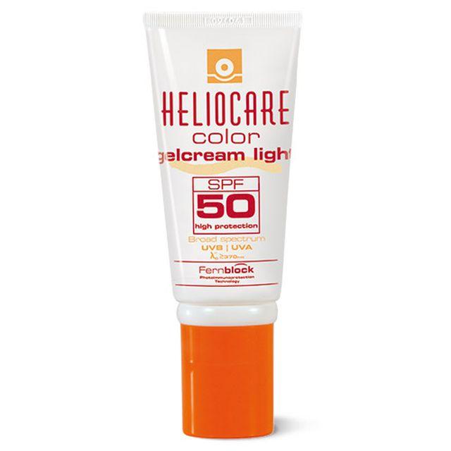杜克H Heliocare 艾莉卡防曬隔離霜SPF50 (潤色型) 50ml 西班牙原裝進口  【公司貨】 【SP嚴選家】