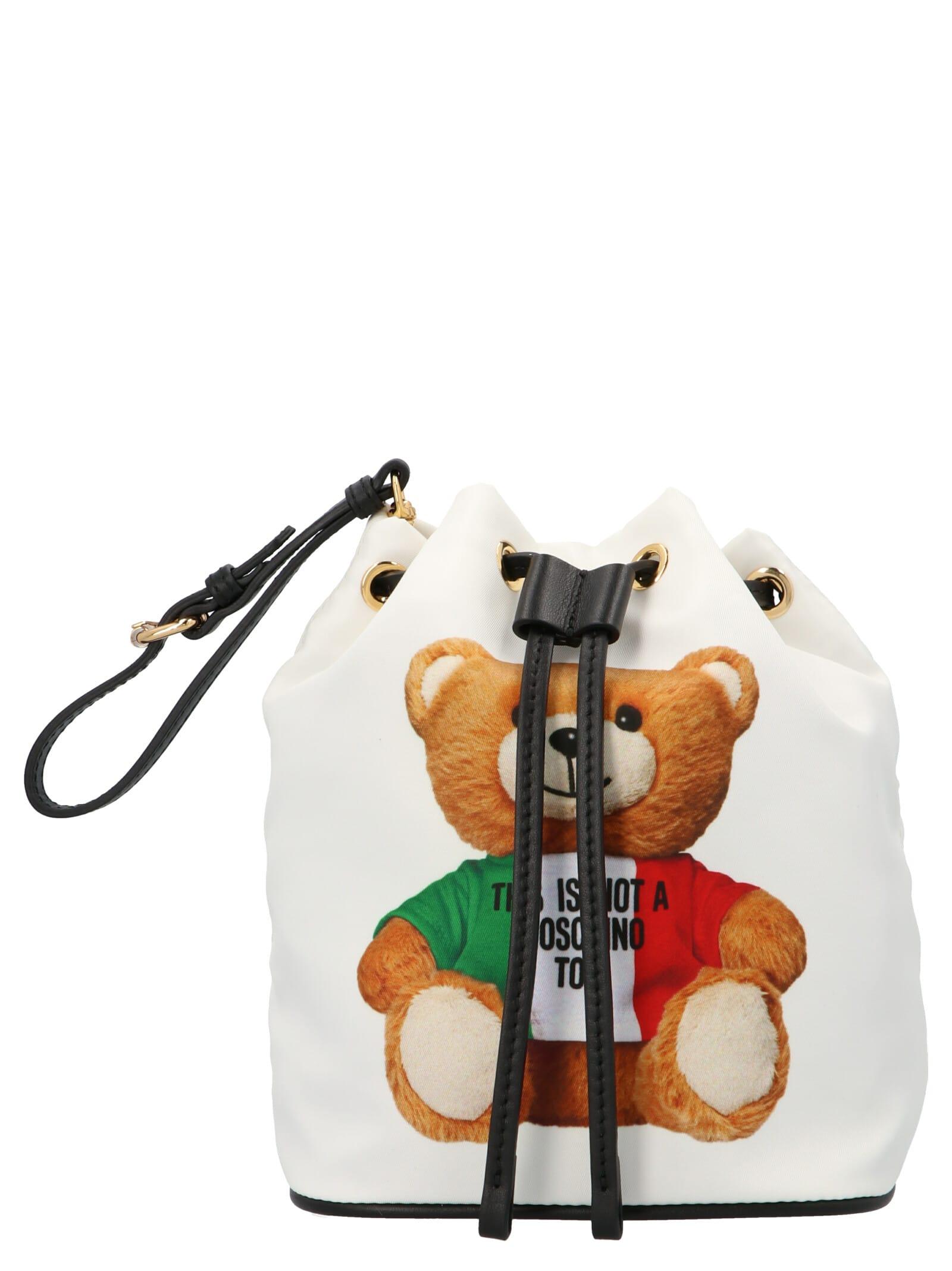 Moschino teddy Italia Bag