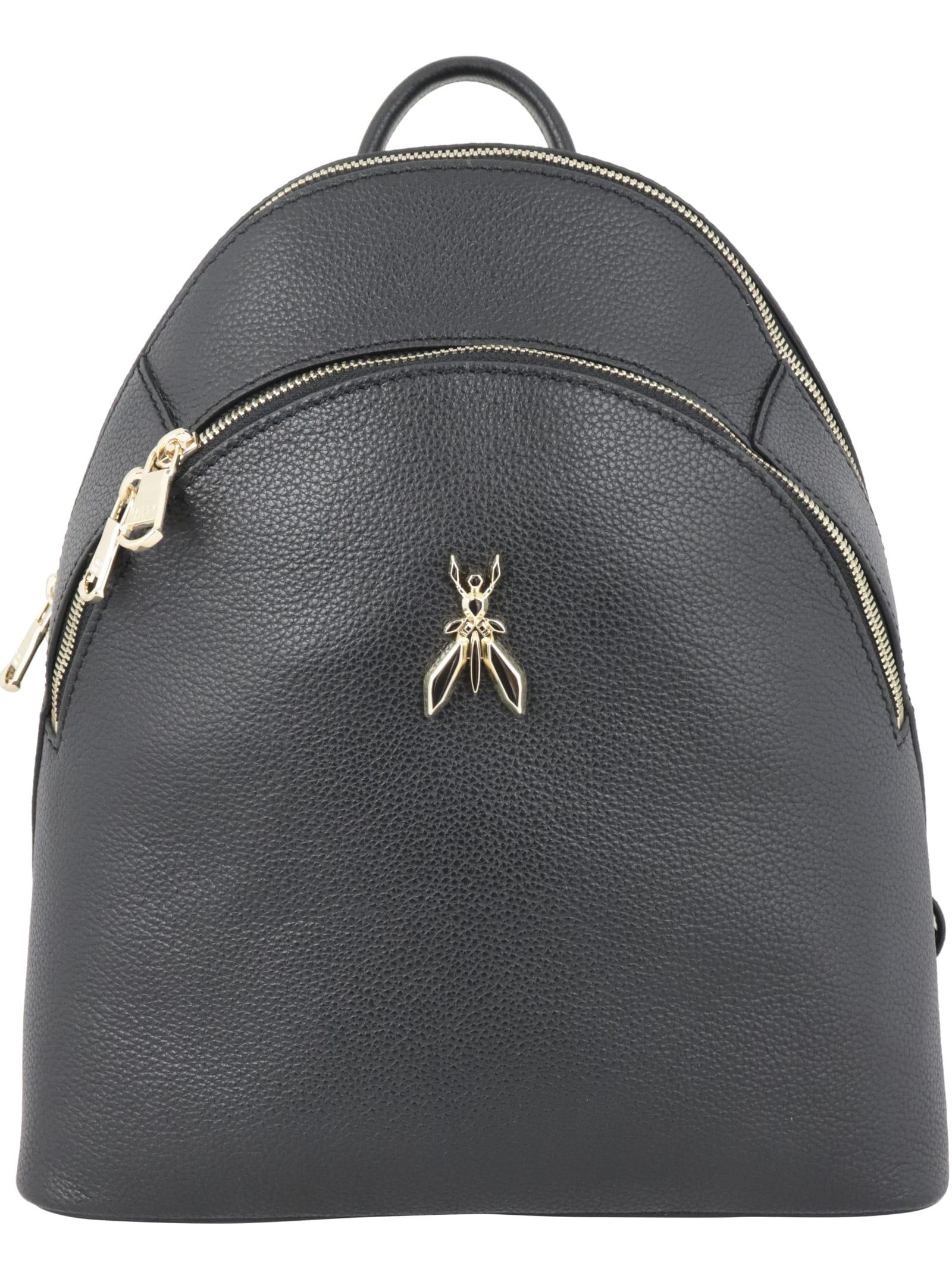 Patrizia Pepe Leather Backpack
