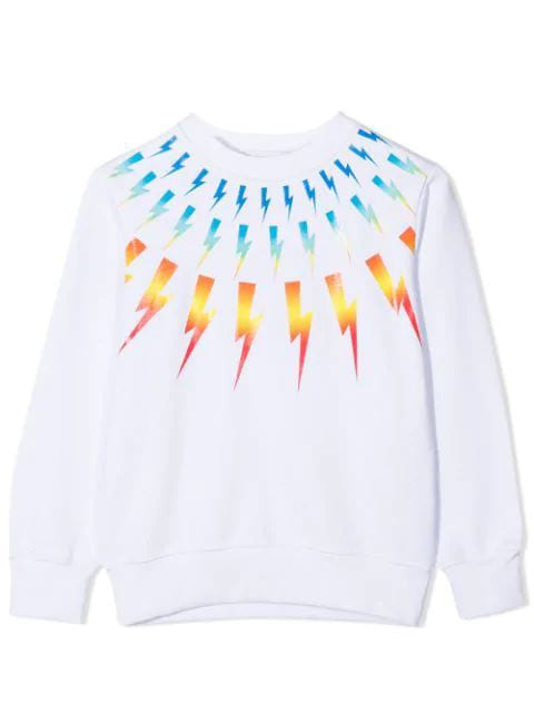 Neil Barrett Print Sweatshirt