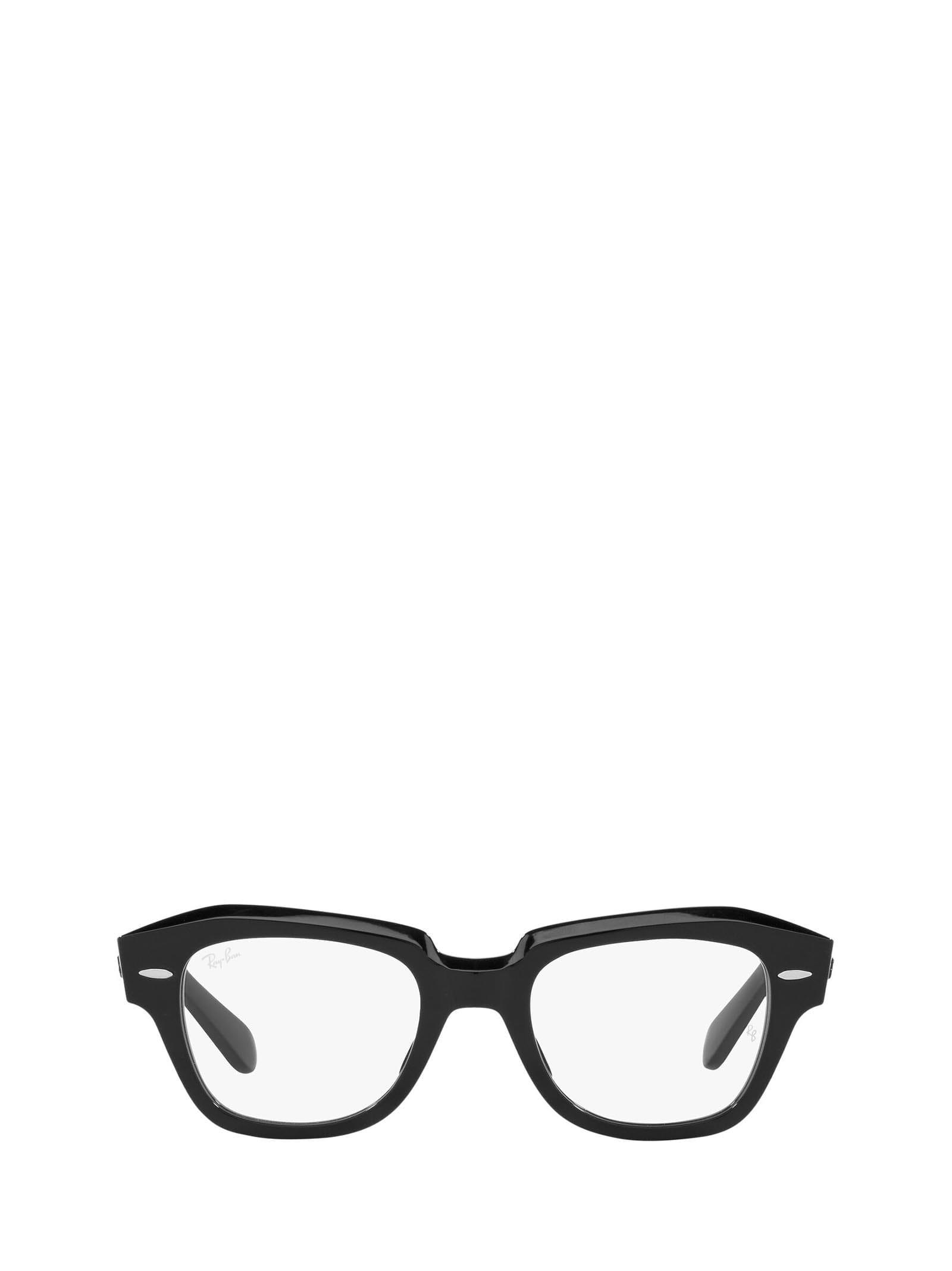 Ray-Ban Ray-ban Rx5486 Black Glasses