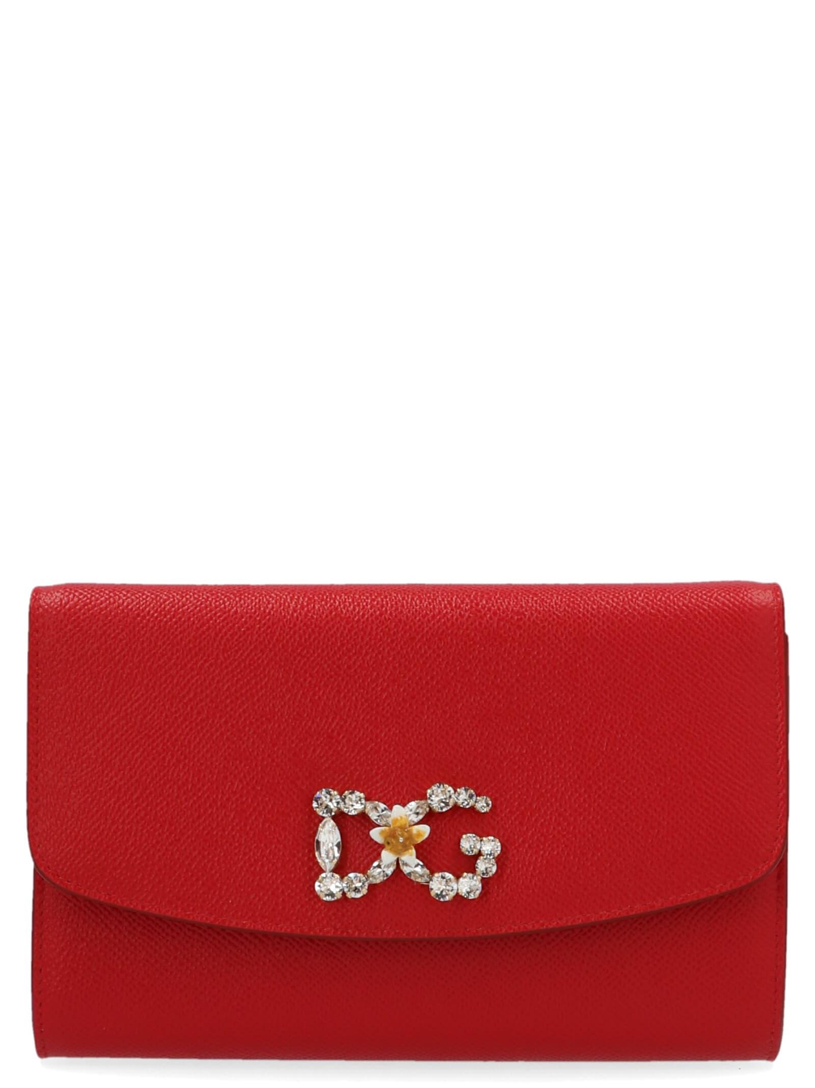 Dolce & Gabbana dg Strass Mini Bag
