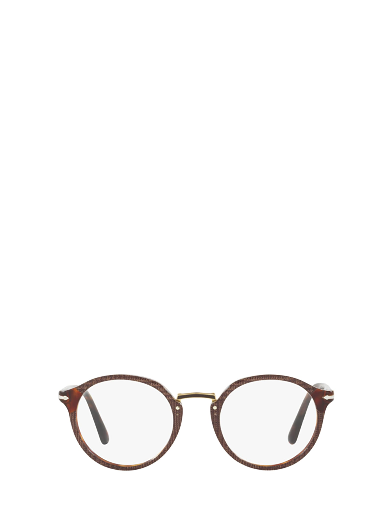 Persol Persol Po3185v Brown Prince Of Wales & Havana Glasses