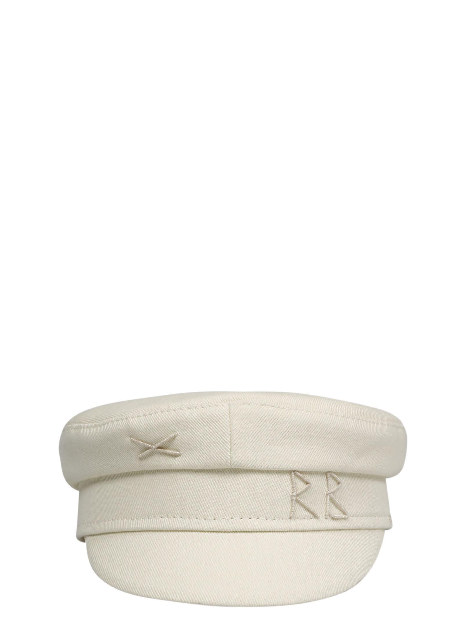 Ruslan Baginskiy Torchon Logo Baker Boy Hat