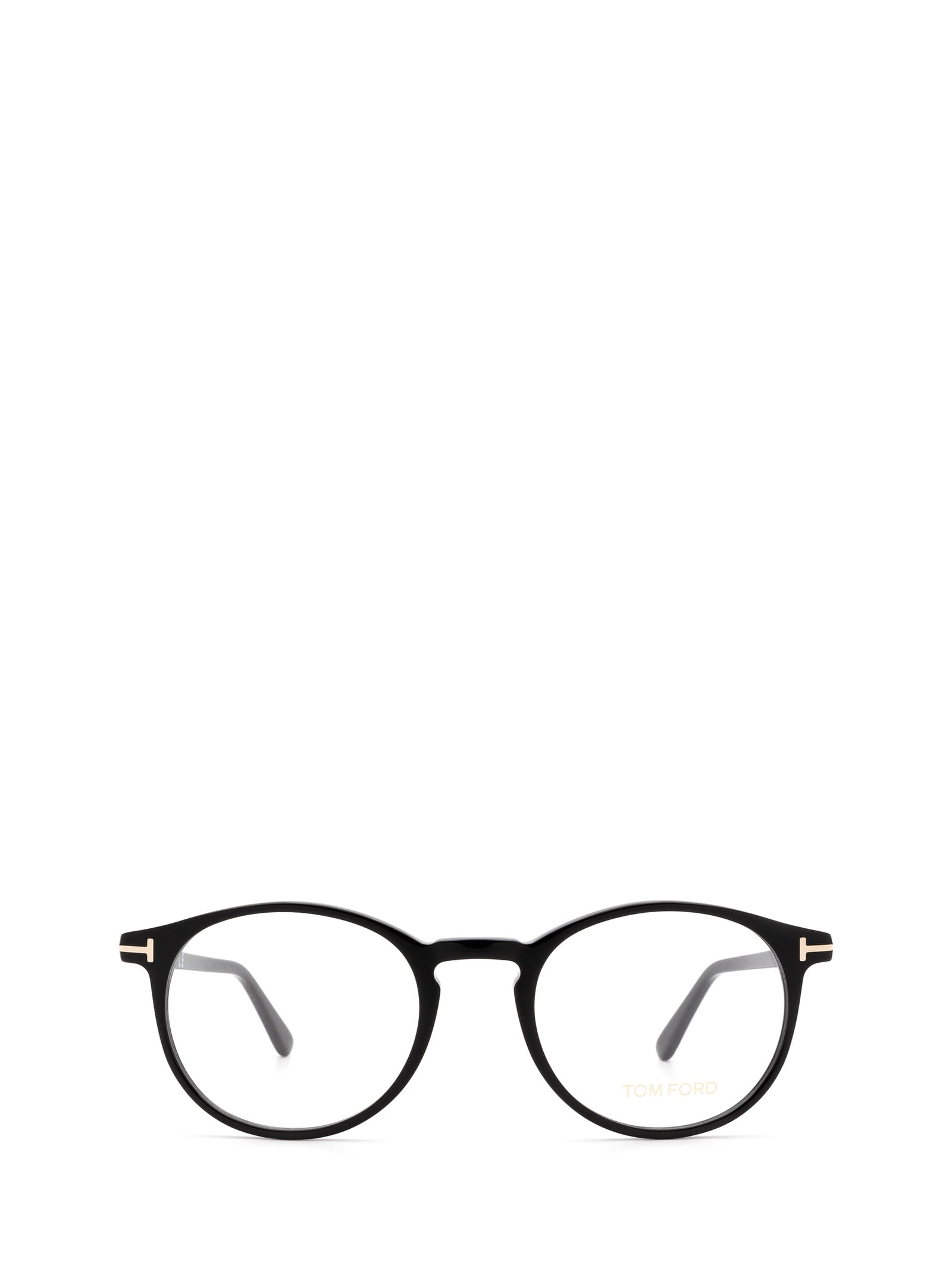 Tom Ford Tom Ford Ft5294 Shiny Black Glasses