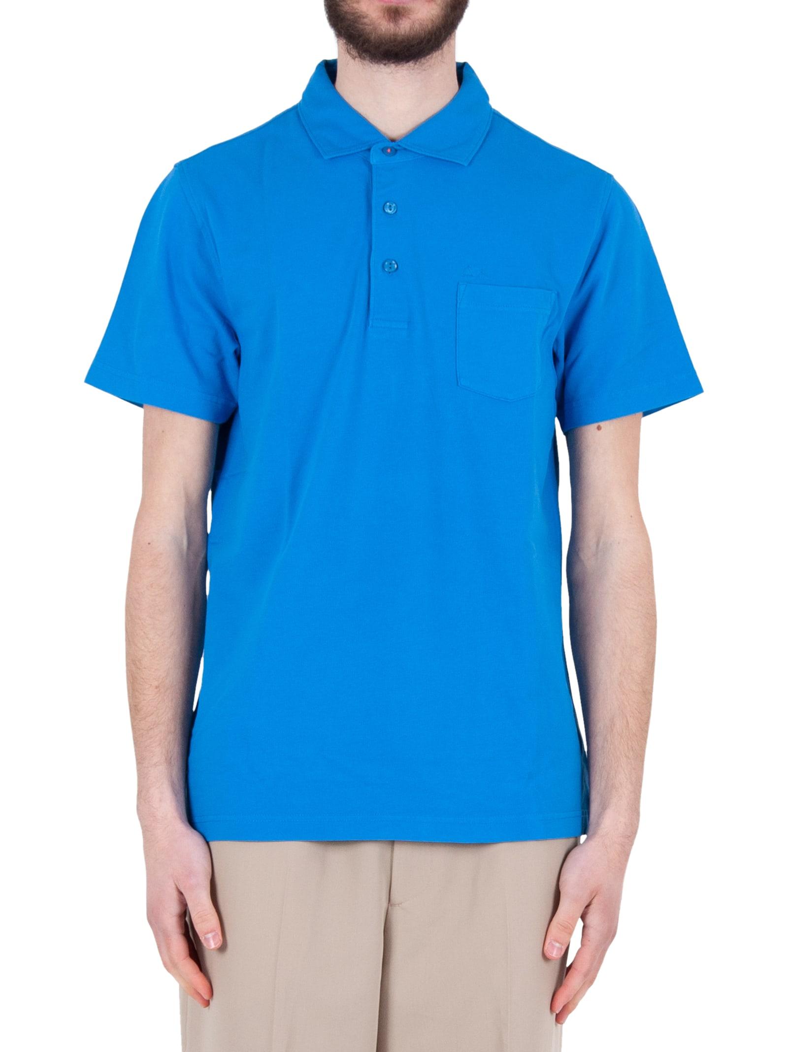 Polo Cold Dye Shirt Collar El