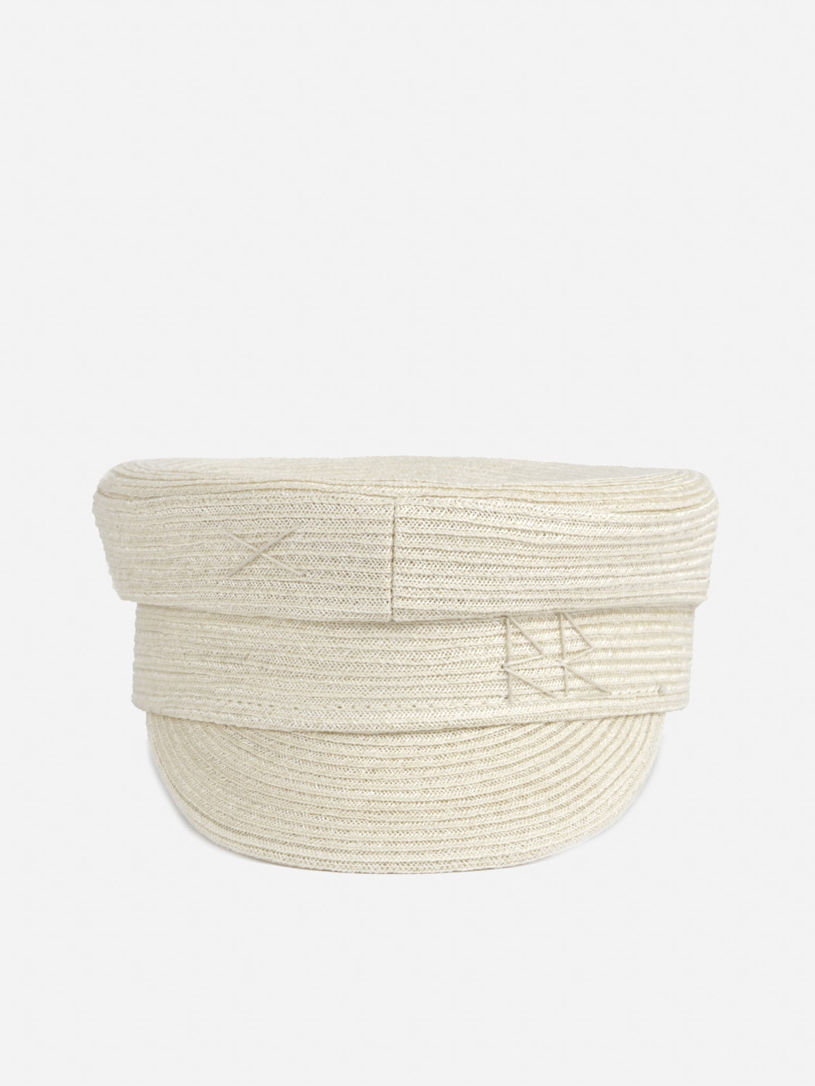 Ruslan Baginskiy Baker Boy Straw Hat
