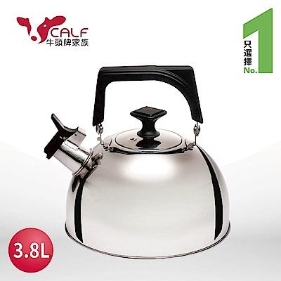 牛頭牌 Calf小牛歐風笛音壺3.8L