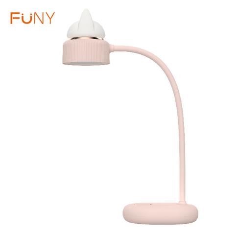 FUNY 萌貓檯燈-粉