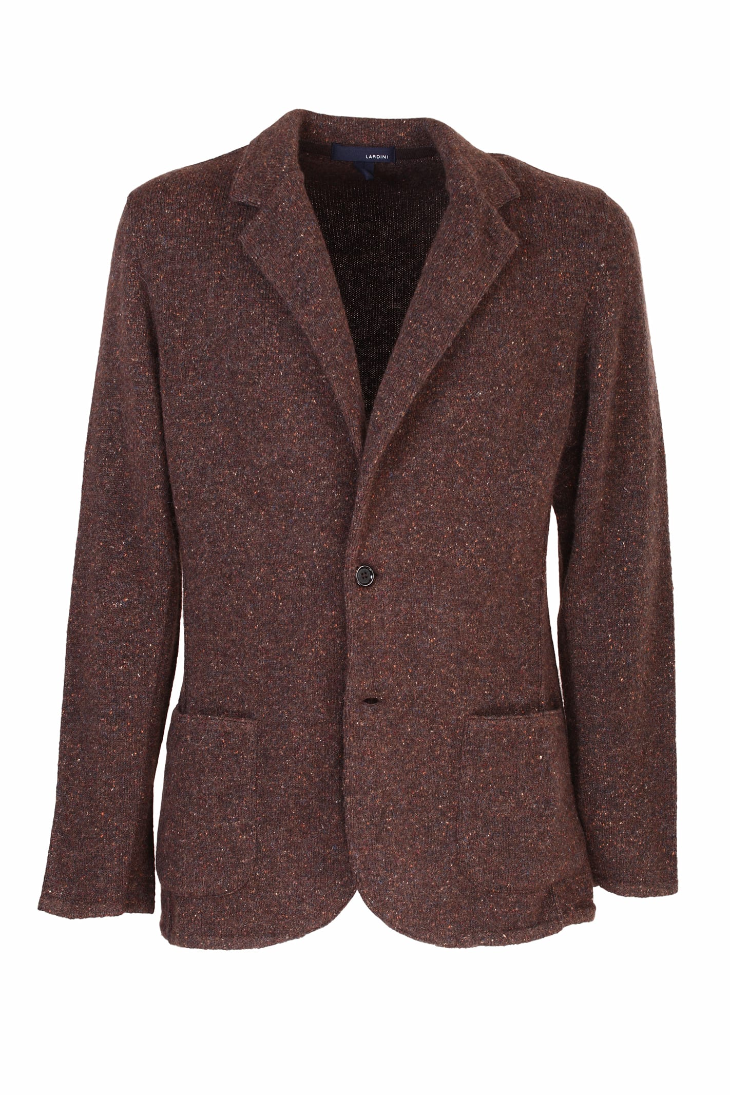 Lardini single-breasted jacket