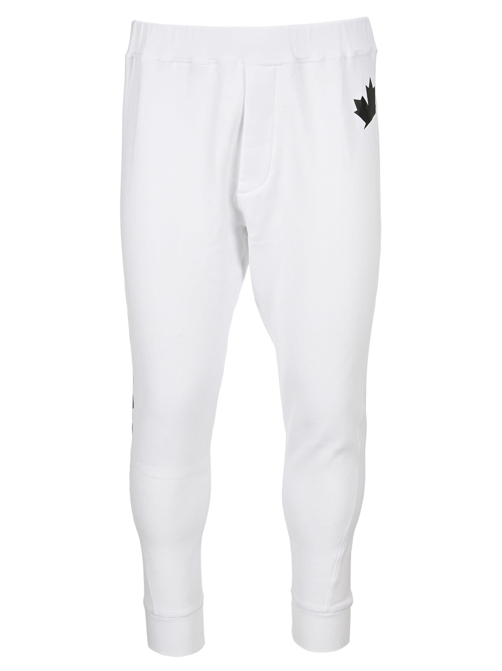 D Squared Logo Print Track Pants