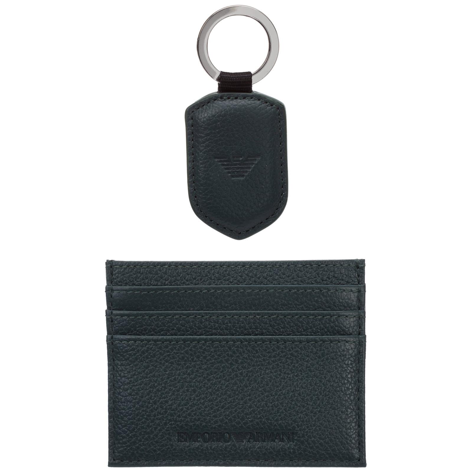 Emporio Armani Vltn Credit Card Holder
