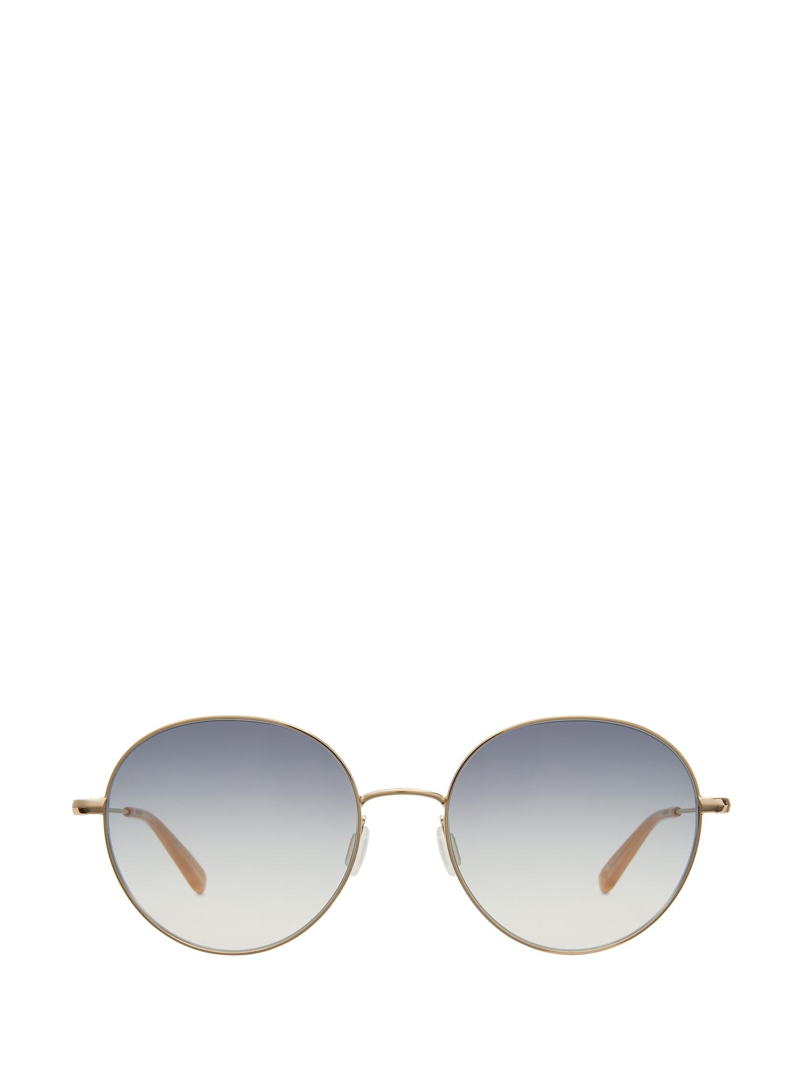 Garrett Leight Garrett Leight Valencia Sun Gold-peach Sunglasses