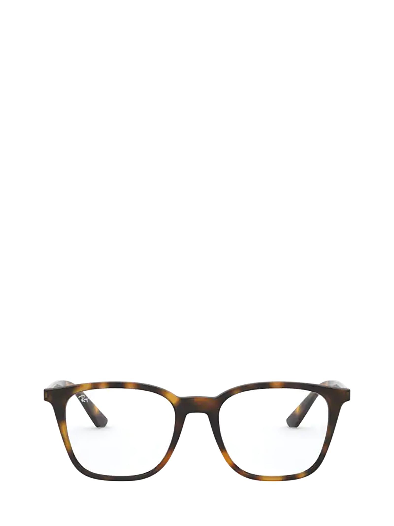 Ray-Ban Ray-ban Rx7177 Havana Glasses