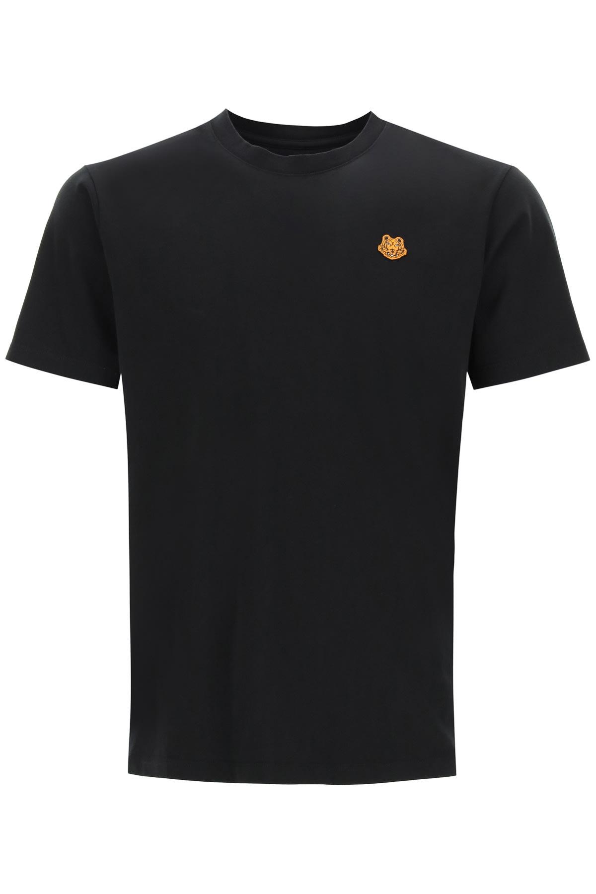 T-shirt Tiger Crest Patch