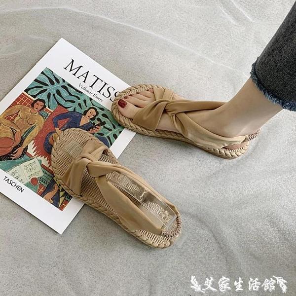 羅馬涼鞋 羅馬涼鞋女外穿ins潮2021夏季新款時尚休閒網紅爆款可濕水沙灘鞋 【618 購物】