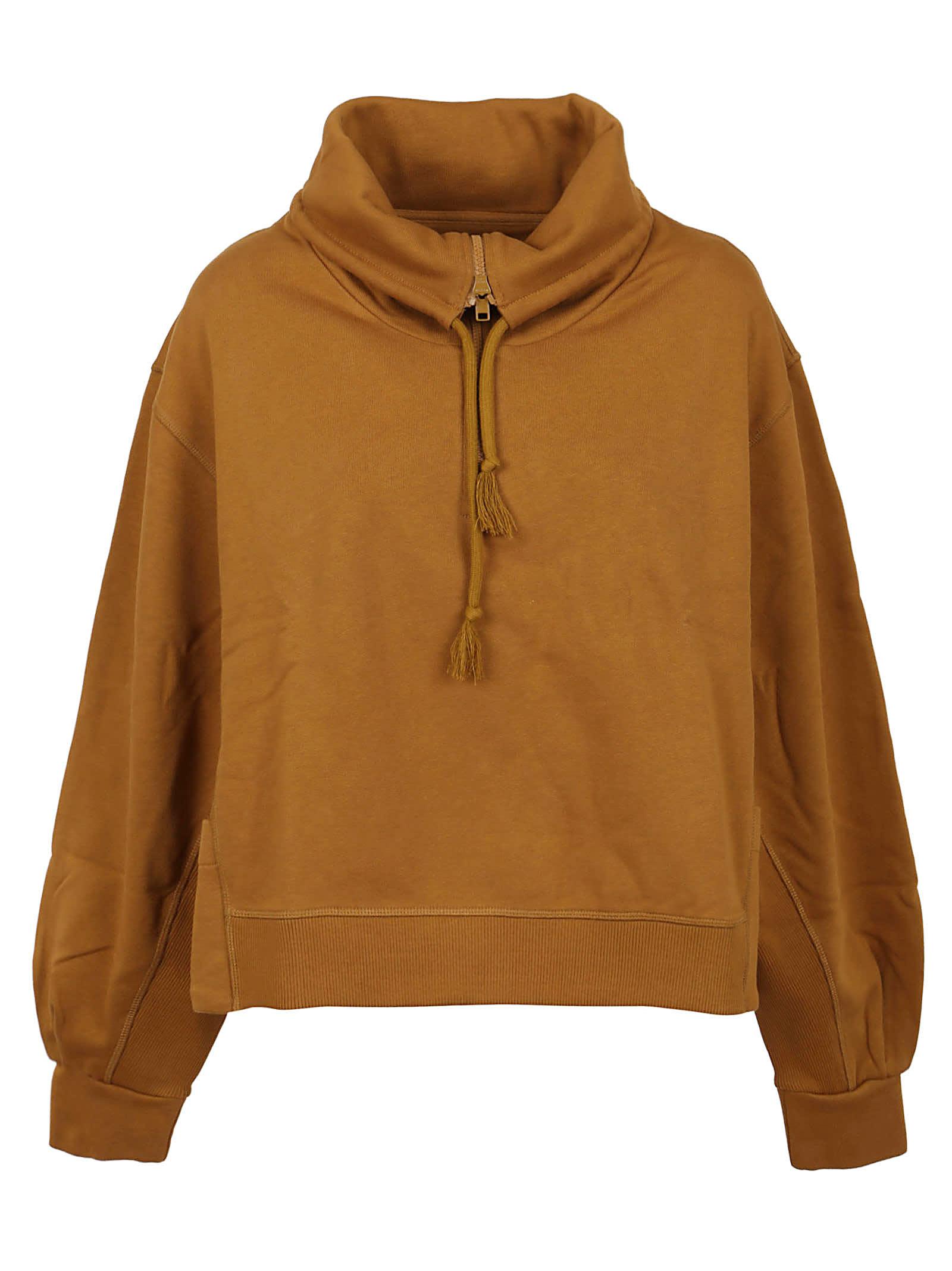 Kenzo Half Zipped Sweatshirt