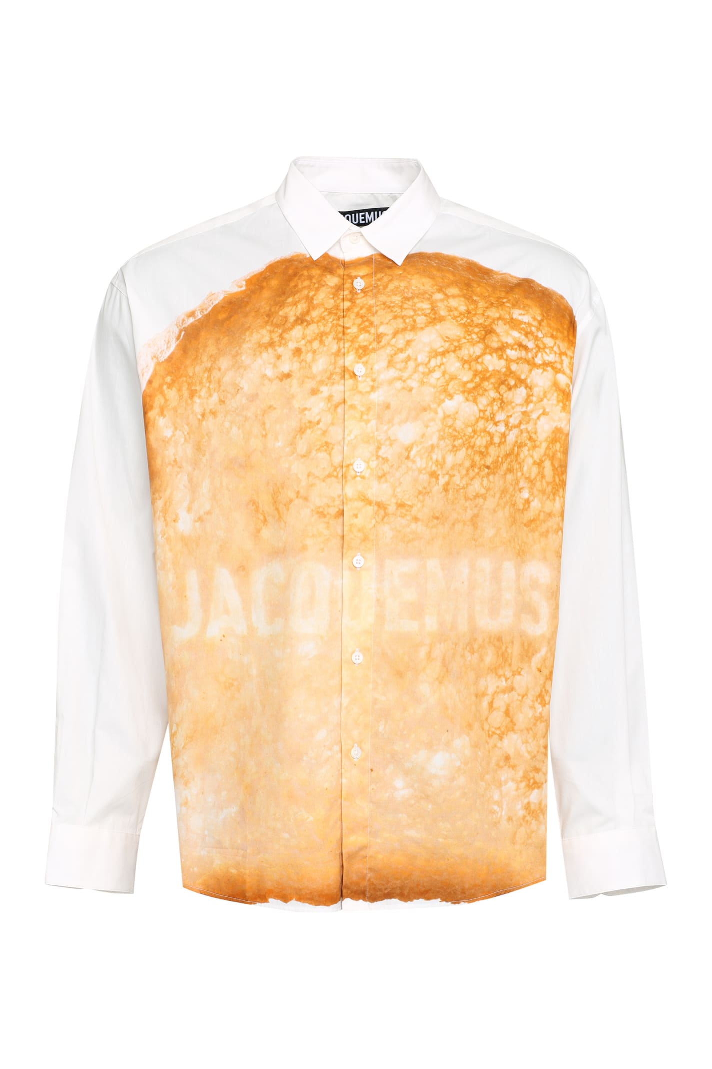 Jacquemus Printed Cotton Shirt