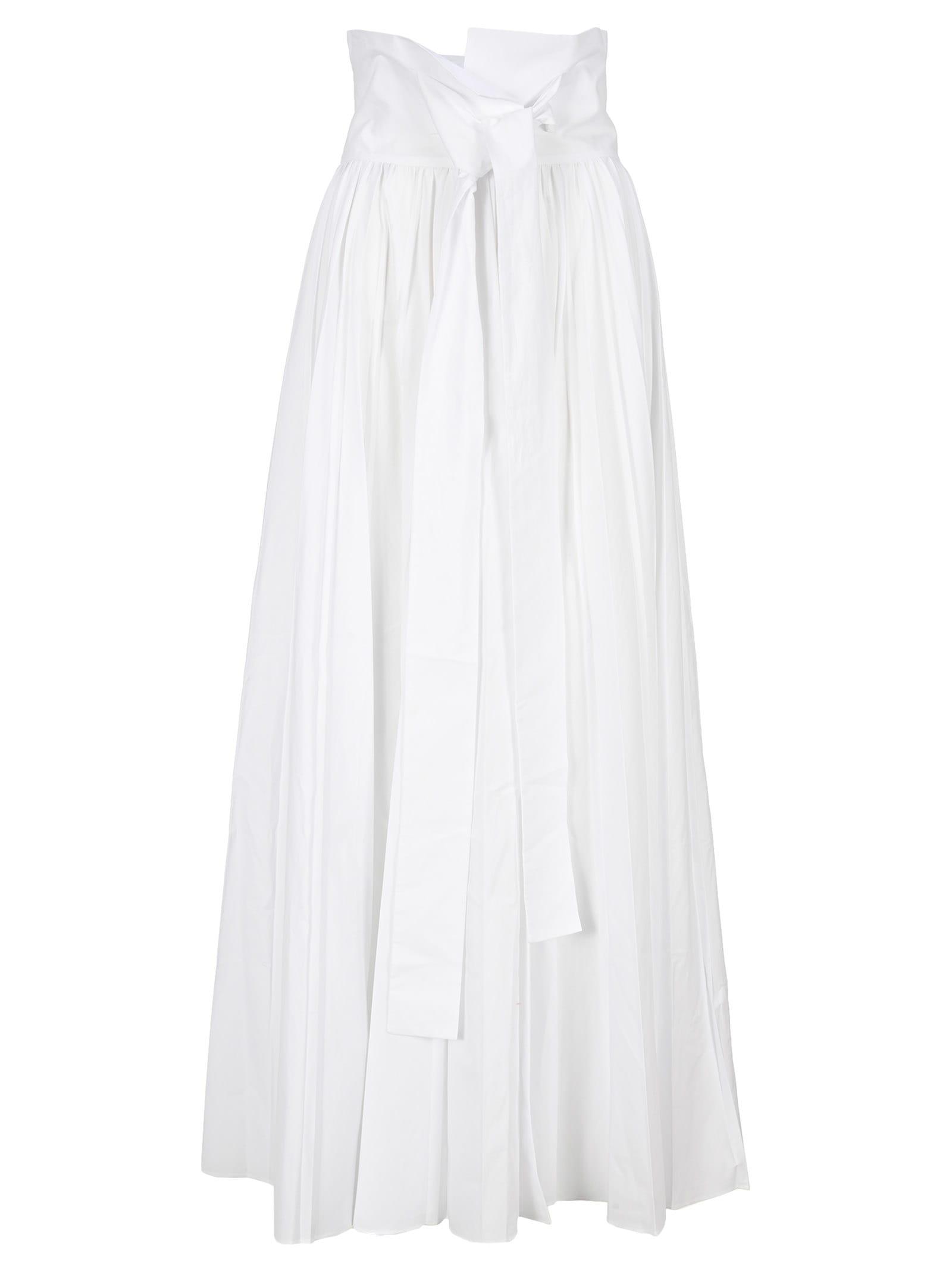 Philosophy Pleated Skirt