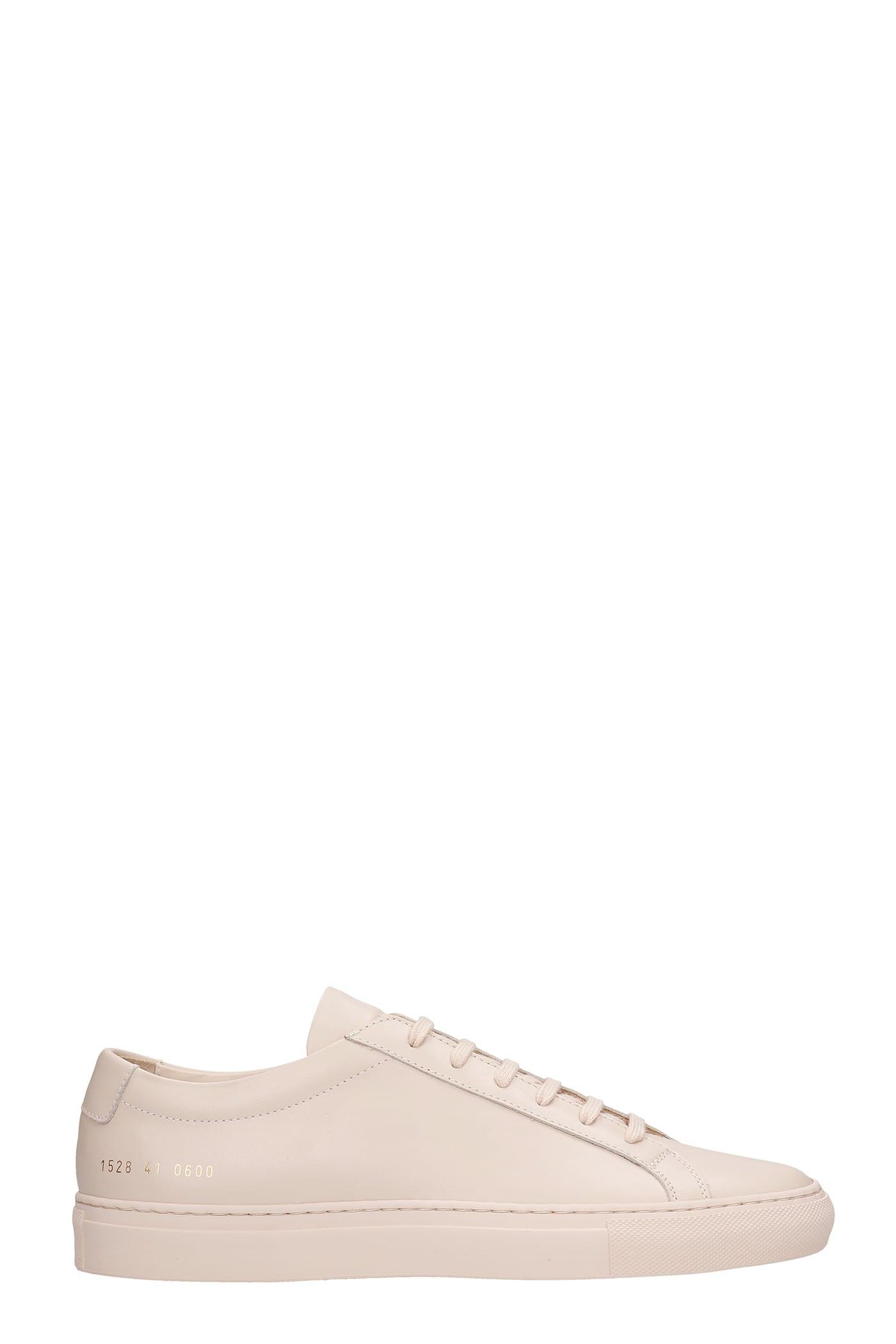 Original Achill Sneakers In Powder Leather
