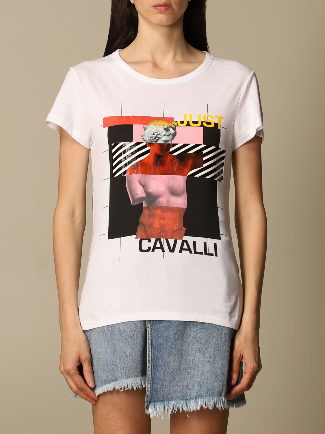 Just Cavalli T-shirt T-shirt Women Just Cavalli